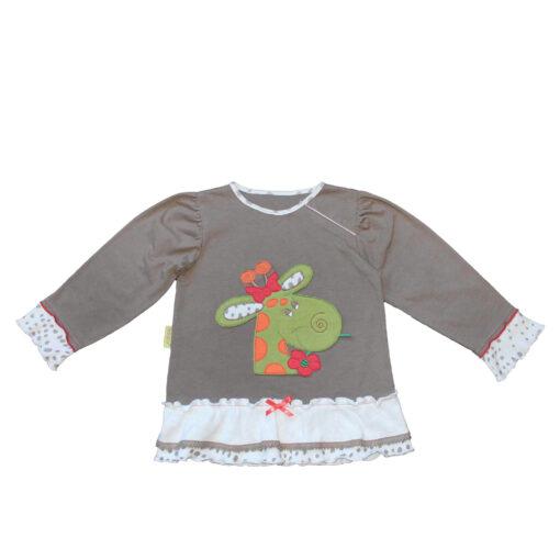 """Set trička a kalhot """"Žirafa"""" od Hooligans Kids AVGL"""