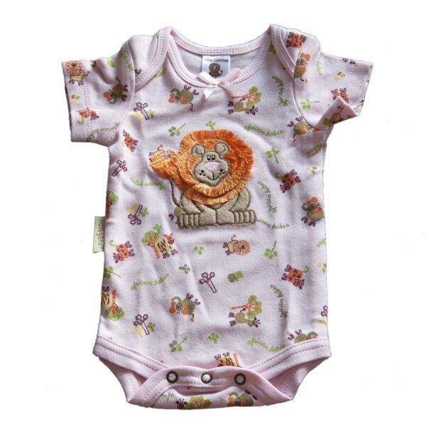 """Novorozenecké bodýčko """"Lev"""" ILC"""
