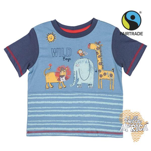 Tričko pro kluky Wild Boys - ESWB
