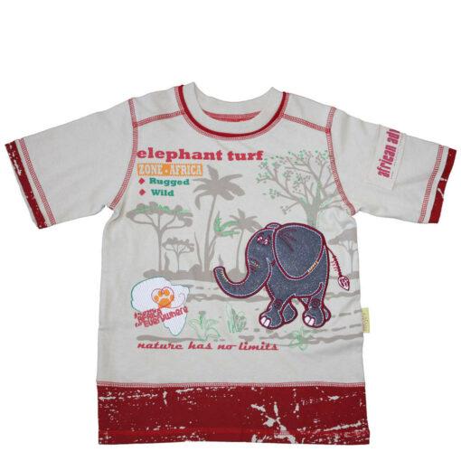 """Tričko """"Sloní dostihy"""""""