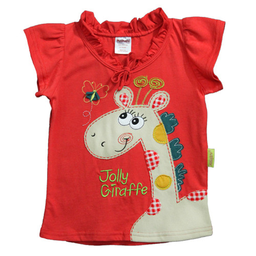 "Tričko ""Veselá žirafa"""