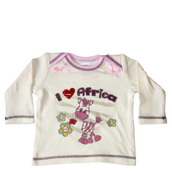"Pyžamko ""Zebra na louce"""
