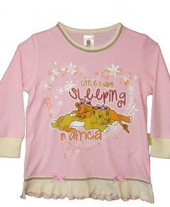 """Pyžamko """"Spící lvíček"""""""