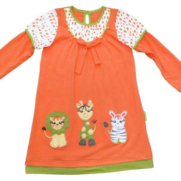 """Pyžamko pro holky """"Africké trio"""""""