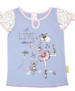 """Tričko """"Miluji tancování"""""""