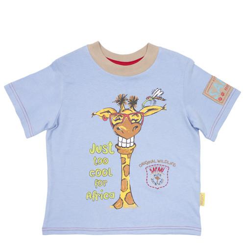 """Tričko """"Prostě dost dobrá žirafa"""""""