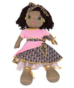 Africké panenky